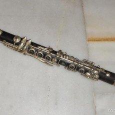 Instruments Musicaux: ANTIGUO REQUINTO DE EBANO. COUESNON - PARIS. JOSE PENADES - VALENCIA.. Lote 56108322