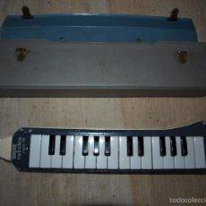 Instrumentos musicales: HOHNER MELODICA PIANO 26, CON SU ESTUCHE ORIGINAL, FUNCIONA. . Lote 103160874