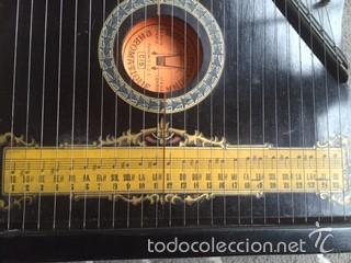 Instrumentos musicales: INSTRUMENTO DE MÚSICA-ROYAL CITARINA CON 14 PARTITURAS - Foto 2 - 56619331
