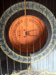 Instrumentos musicales: INSTRUMENTO DE MÚSICA-ROYAL CITARINA CON 14 PARTITURAS - Foto 3 - 56619331
