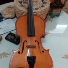 Instrumentos musicales: PRECIOSO VIOLIN COMO NUEVO SIN APENAS USO 4/4 ESPECIAL GRADO MEDIO. Lote 51785142