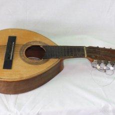 Instrumentos musicales: BANDURRIA ANTIGUA FABRICADA EN VALENCIA POR HIJOS DE VICENTE TATAY. Lote 56840996