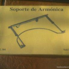 Instrumentos musicales: SOPORTE DE ARMONICA. Lote 56997339