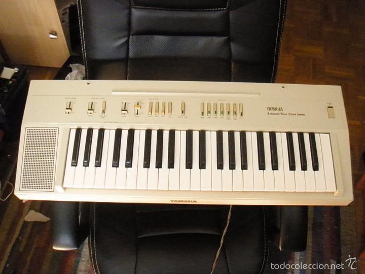 TECLADO CASIO AUTOMATIC BASS CHORD SISTEM (Música - Instrumentos Musicales - Teclados Eléctricos y Digitales)