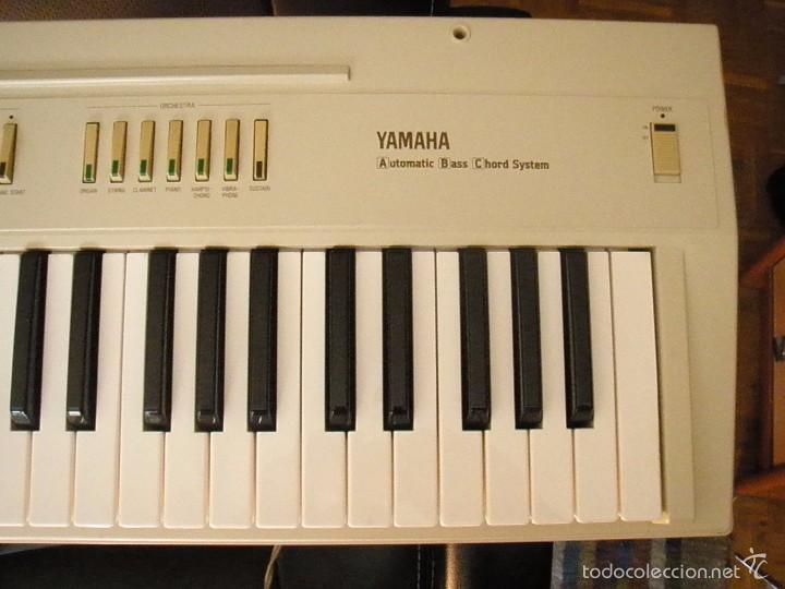 Instrumentos musicales: TECLADO CASIO AUTOMATIC BASS CHORD SISTEM - Foto 2 - 57470588