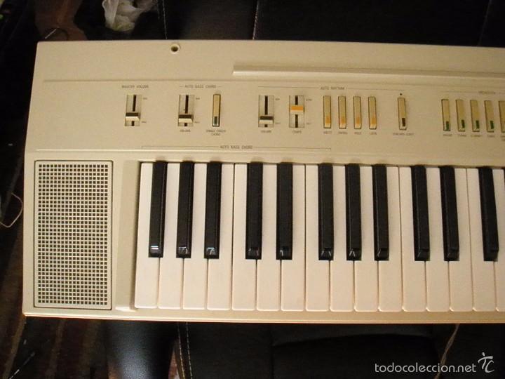 Instrumentos musicales: TECLADO CASIO AUTOMATIC BASS CHORD SISTEM - Foto 3 - 57470588
