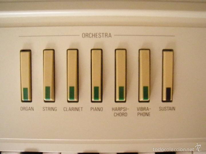 Instrumentos musicales: TECLADO CASIO AUTOMATIC BASS CHORD SISTEM - Foto 4 - 57470588