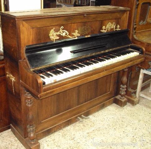 Instrumentos musicales: Piano Alfonsino - Foto 3 - 57611104