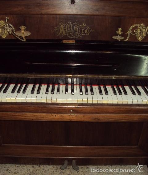 Instrumentos musicales: Piano Alfonsino - Foto 5 - 57611104