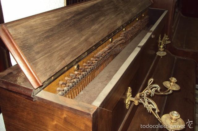 Instrumentos musicales: Piano Alfonsino - Foto 7 - 57611104
