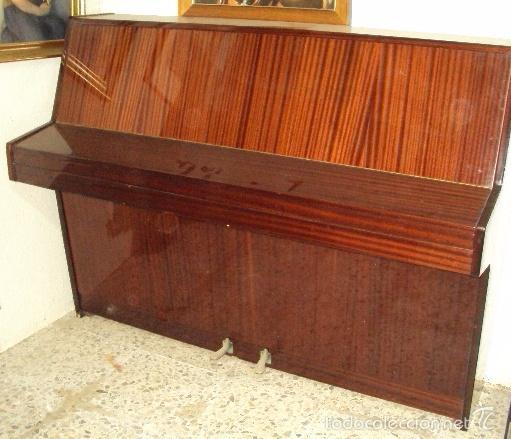 PIANO DE PROFESOR DE MUSICA (Música - Instrumentos Musicales - Pianos Antiguos)