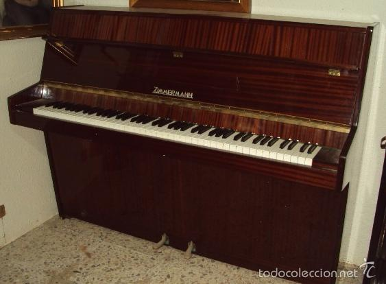 Instrumentos musicales: Piano de profesor de musica - Foto 2 - 57611143