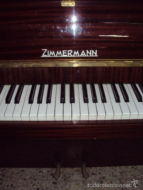 Instrumentos musicales: Piano de profesor de musica - Foto 3 - 57611143