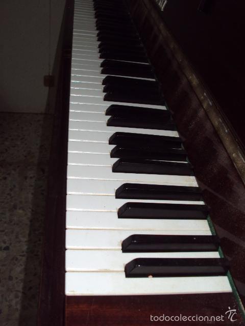 Instrumentos musicales: Piano de profesor de musica - Foto 4 - 57611143