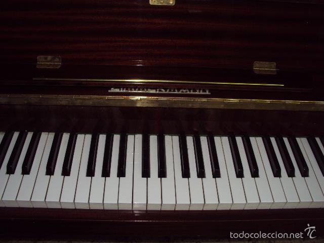 Instrumentos musicales: Piano de profesor de musica - Foto 5 - 57611143