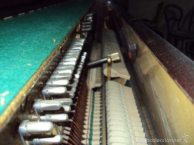 Instrumentos musicales: Piano de profesor de musica - Foto 6 - 57611143