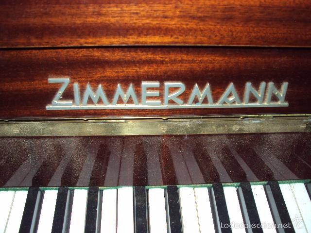 Instrumentos musicales: Piano de profesor de musica - Foto 8 - 57611143