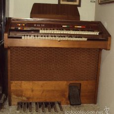 Instrumentos musicales: PIANOLA ELÉCTRICA. AÑOS 70-80.. Lote 57611164