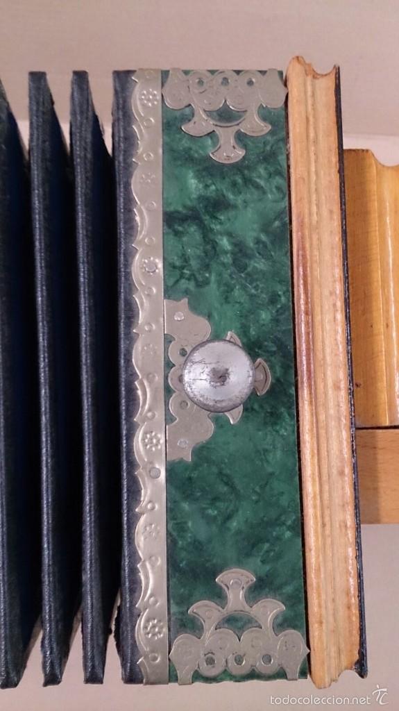 Instrumentos musicales: Acordeon ruso en madera - Foto 7 - 57726419