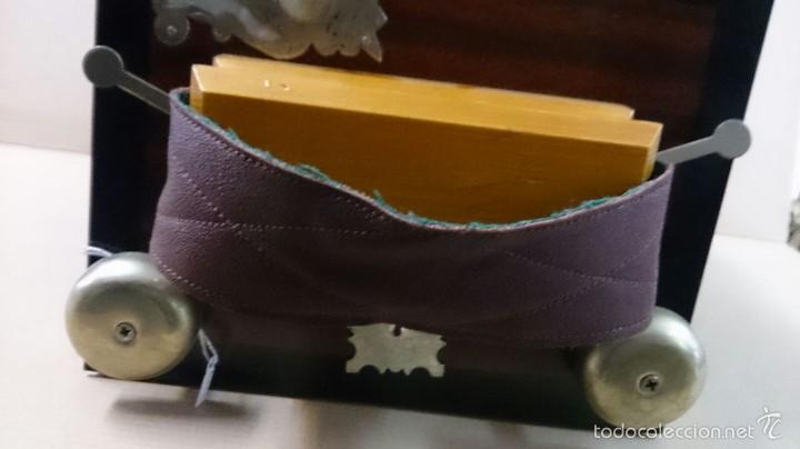Instrumentos musicales: Acordeon ruso en madera - Foto 10 - 57726419