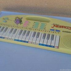 Instrumentos musicales: PIANO TECLADO CASIOTONE EP-20 MUPPETS. Lote 57798067