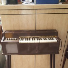 Instrumentos musicales: ORGANO MINOR BB ELECTRIC CHORD ORGAN. Lote 57924546