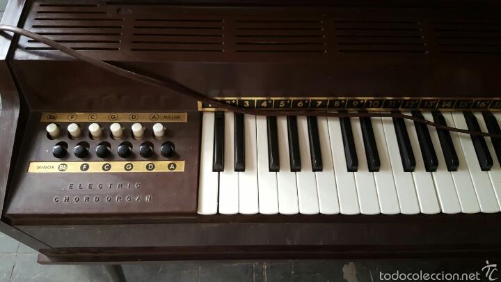 Instrumentos musicales: Organo minor bb electric chord organ - Foto 3 - 57924546