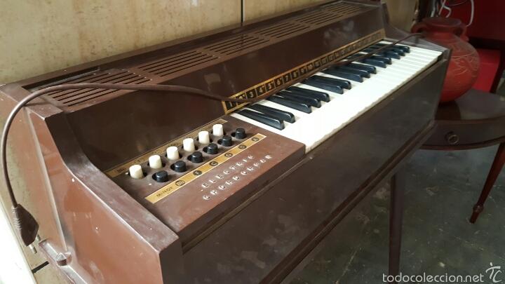 Instrumentos musicales: Organo minor bb electric chord organ - Foto 4 - 57924546