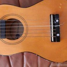 Instrumentos musicales: PEQUEÑA GUITARRA INFANTIL,ITSIMAGICAL,MADERA.TOTAL LARGO 63 CMS.. Lote 57928351