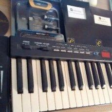 Instrumentos musicales: TECLADO MIDI EVOLUTION MK149 + CABLE USB. Lote 221441547