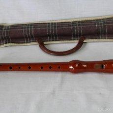 Instrumentos musicales: FLAUTA DULCE HOHNER KONZERT. Lote 58505820
