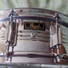 Instrumentos musicales: CAJA PEARL METAL CUSTOM MOD. 4214. Lote 58592859