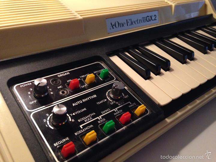 TECLADO A-ONE ELECTRON GX.2 (Música - Instrumentos Musicales - Teclados Eléctricos y Digitales)