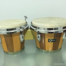 Instrumentos musicales: BONGOS. Lote 60127382