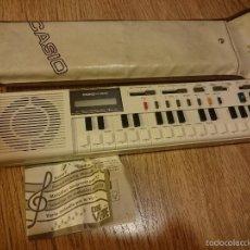 Instrumentos musicales: TECLADO CASIO VL TONE CON FUNDA ORIGINAL E INSTRUCCIONES. Lote 60137891