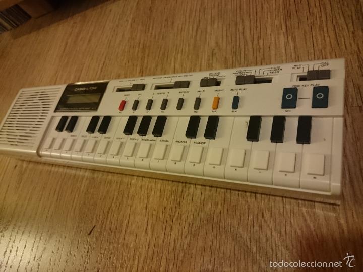 Instrumentos musicales: Teclado casio VL Tone con funda original e instrucciones - Foto 3 - 60137891