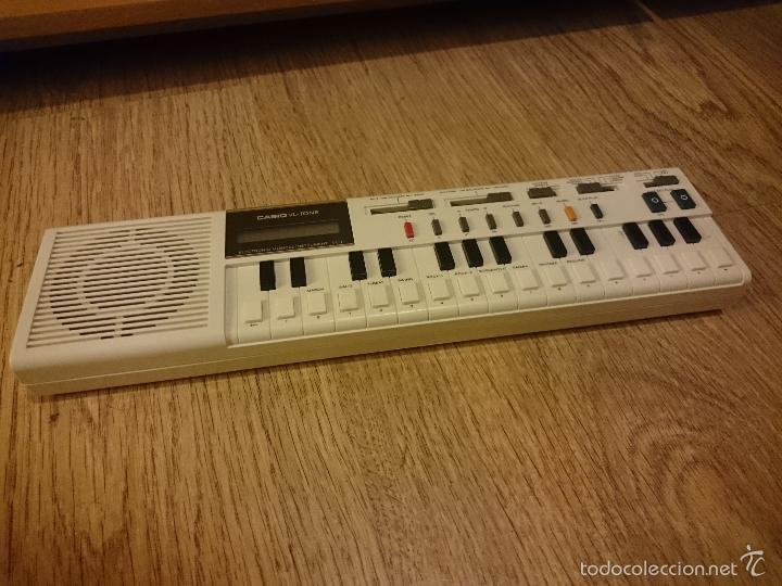 Instrumentos musicales: Teclado casio VL Tone con funda original e instrucciones - Foto 4 - 60137891