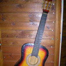 Instrumentos musicales: BONITA GUITARRA ESPAÑOLA SIN MUCHO USO BUEN ESTADO AÑO 2000. Lote 60259011