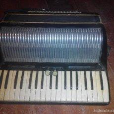 Instrumentos musicales: ACORDEON ELETTRA CASTELFIDARDO 80 BAJOS. Lote 60593855