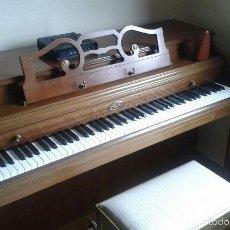 Instrumentos musicales: PIANO WURLITZER. Lote 60816491
