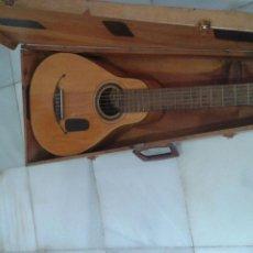 Instrumentos musicales: GUITARRA ESPAÑOLA NICOLÁS DEL VALLE, AÑO 1850-1859.. Lote 61023743