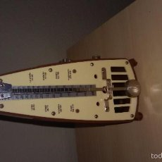 Instrumentos musicales: METRONOMO. Lote 61239947