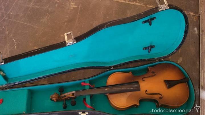 Instrumentos musicales: violin ver - Foto 4 - 61331207