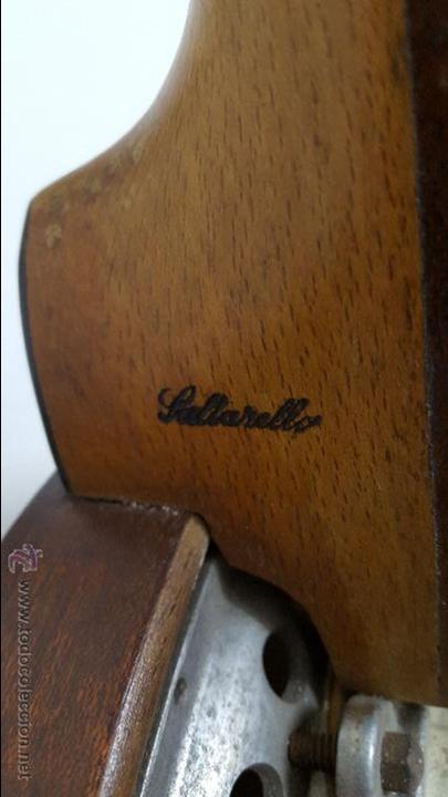 Instrumentos musicales: Banjo antiguo SALTARELLO - Foto 4 - 54788021