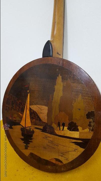 Instrumentos musicales: Banjo antiguo SALTARELLO - Foto 6 - 54788021