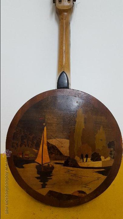 Instrumentos musicales: Banjo antiguo SALTARELLO - Foto 7 - 54788021