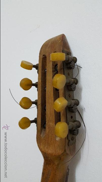 Instrumentos musicales: Banjo antiguo SALTARELLO - Foto 8 - 54788021