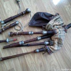 Instrumentos musicales: * ANTIGUA GAITA ESCOCESA S XIX. Lote 61605512