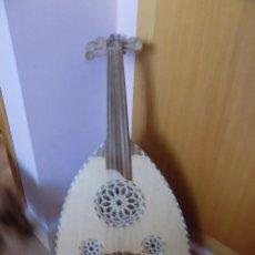 Instrumentos musicales: LAUT DE MARUECOS. Lote 61723752