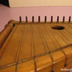 Instrumentos musicales: INSTRUMENTO DE CUERDA CITARA. Lote 61748308